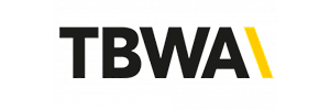 Logo client TBWA | enviedeprod