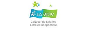 Logo client USapie | enviedeprod