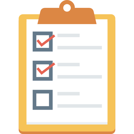 checklist projet